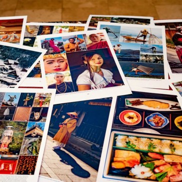 'Vanishing Asia' is a 3-book set of 9,000 photos documenting Asia's disappearing traditions
