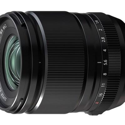 Fujifilm announces ultra-wide XF 18mm F1.4 R LM WR prime lens