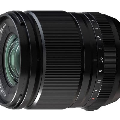 Fujifilm announces ultra-wide XF 18mm F1.4 R LM WR prime lens