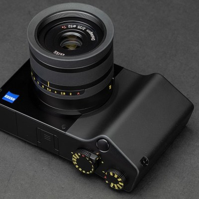 Zeiss' $6K Android-powered ZX1 camera gets face-detection AF, Lightroom update and more in 1.4 firmware update