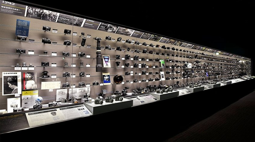 Video: Japan Camera Hunter tours Nikon's incredible Tokyo museum