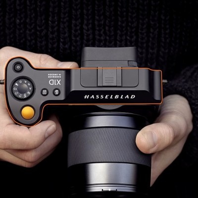 Video: A BTS look at what went into Hasselblad's X System's ergonomics, materials and user interface