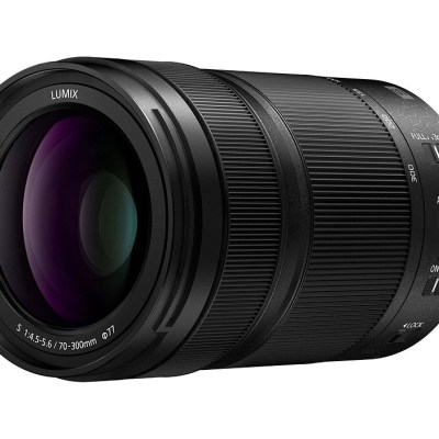 Panasonic announces Lumix S 70-300mm F4.5-5.6 Macro for L-mount