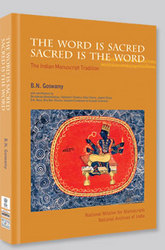 THE WORD IS SACRED; SACRED IS THE WORD