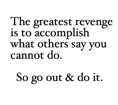The Greatest Revenge