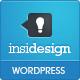 Insidesign WP Theme - ThemeForest Item for Sale