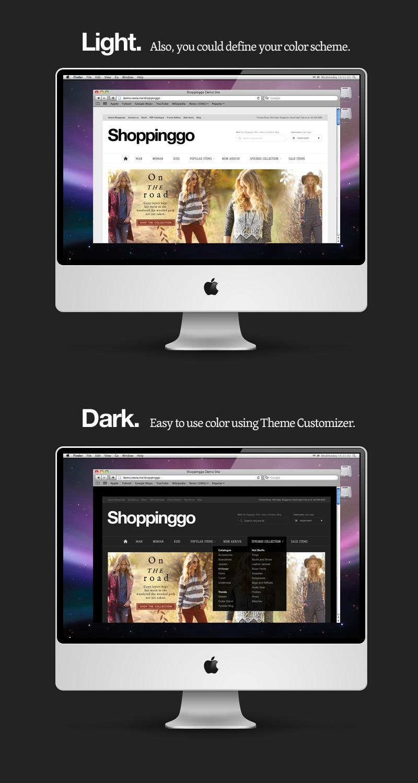 Shoppinggo - WordPress eCommerce Theme - 8