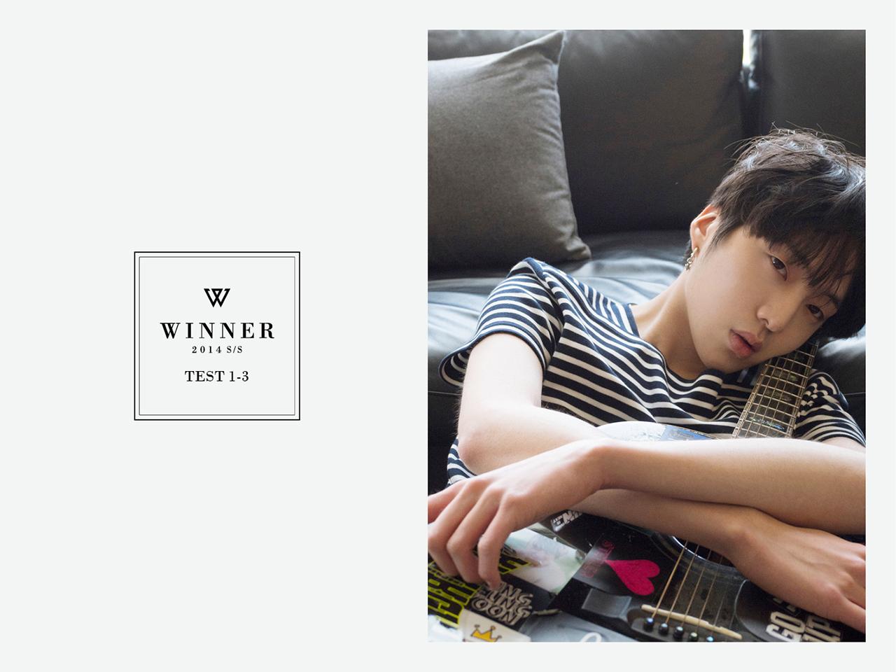 Imagini pentru seungyoon teaser winner