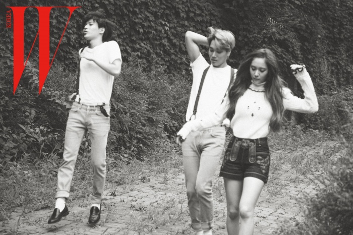 Image result for kai and krystal