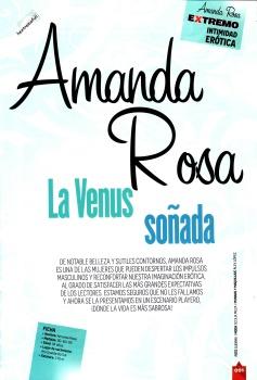 Amanda Rosa la venus soñada