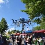 【デンマーク・コペンハーゲン】【世界最古】世界最古の遊園地!真夏にサンタクロースが会議もするバッケン遊園地に行きたい!|20.20