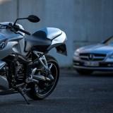 Mercedes SLK – Shooting mit Fuji X-T1