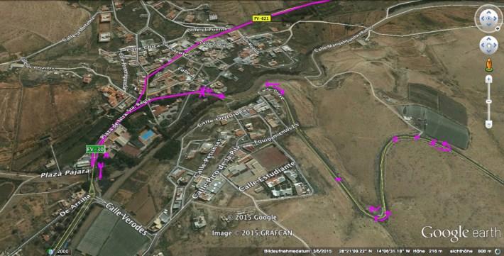 Morro-Jable-to-Pajara-Map-03