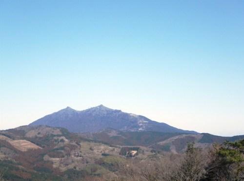 日本百名山「筑波山」(つつじヶ丘よりピストン)