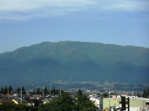 日本二百名山「櫛形山」(池ノ茶屋登山口よりアヤメ平経由ピストン)