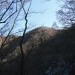 丹沢「檜洞丸」(西丹沢自然教室ショートカットバリエーションVer.)