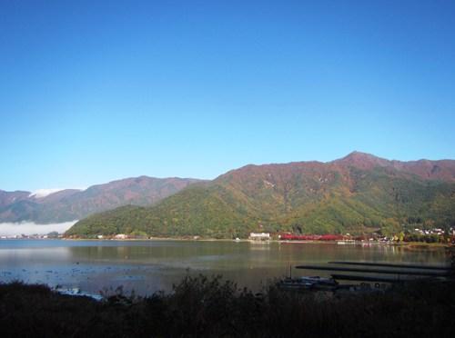 日本三百名山「黒岳」(大石峠よりドラマチック富士眺望コース)