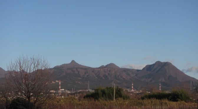 日本二百名山「榛名山」(掃部ヶ岳より杖ノ神峠周回)