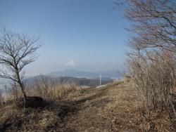 白谷丸山頂