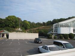 桂浜温泉駐車場