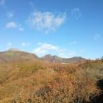 日本百名山「那須岳」(那須ロープウェイ経由茶臼岳より三本槍岳プチ縦走)