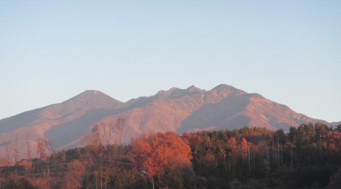 日本百名山「八ヶ岳(編笠山)」(富士見高原登山口より編笠山、西岳周回)