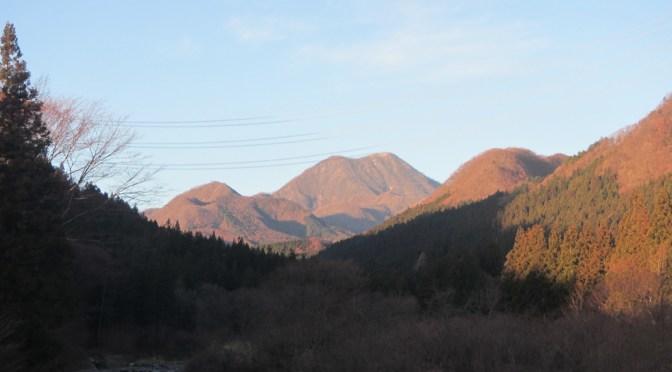 日本二百名山「浅間隠山」(二度上峠下登山口よりピストン)
