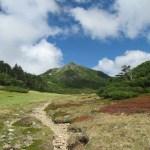 日本二百名山「上河内岳」(便ヶ島より聖岳、光岳周回)
