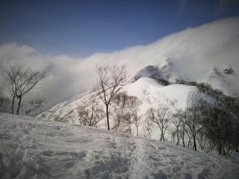 谷川岳「天神尾根」
