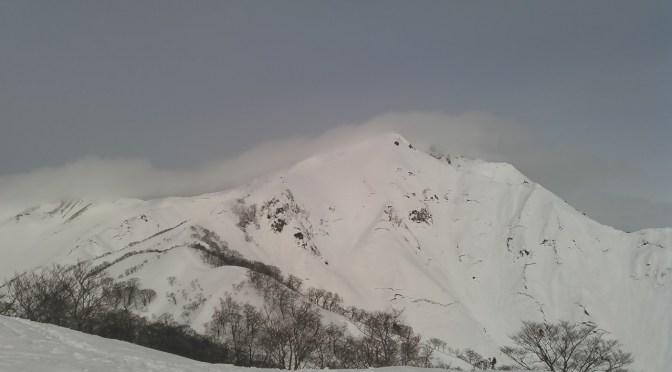 日本百名山「谷川岳」(トマノ耳まで)