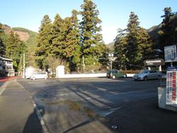 町営「氷川駐車場」