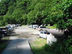 中房無料第一駐車場