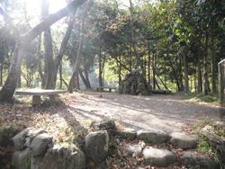 尾関廣先生の碑