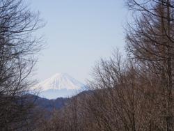 富士山(富士見平小屋より)