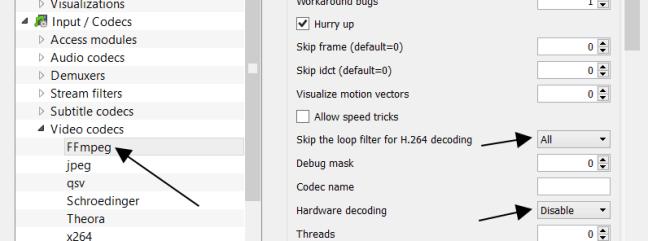 Video Codec FFmpeg
