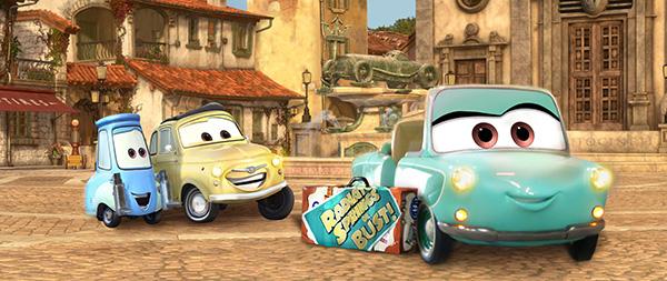 New Ride – Luigi's Rollickin' Roadsters at Disney's California Adventure https://1000000peoplewholovedisney.wordpress.com/2015/08/16/new-ride-luigis-rollickin-roadsters-at-disneys-california-adventure/