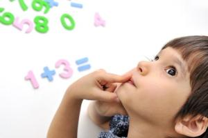 как научить ребёнка считать