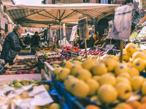 Napoli, buying, city, color, day, editorial, food, fresh, fruits, italy, life, man, market, naples, neapolitan, old, people, south, street, sweet, traditional, travel, vegetables, women