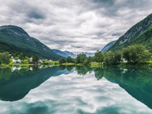 Norway and its Fjords