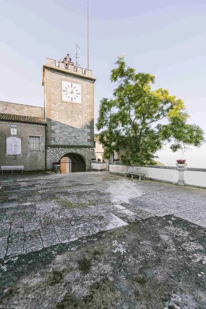 Santuario della Madonna della Civita, Itri