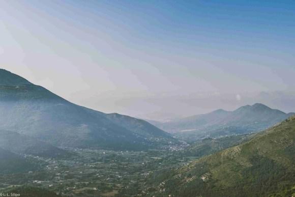 The Valleys of the Monti Aurunci, Itri