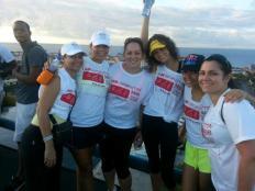Team on Bridge 2