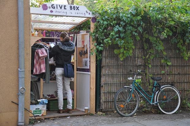 givebox bruxelles centre