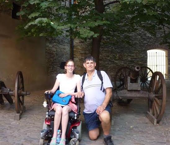 David&moi-Prague