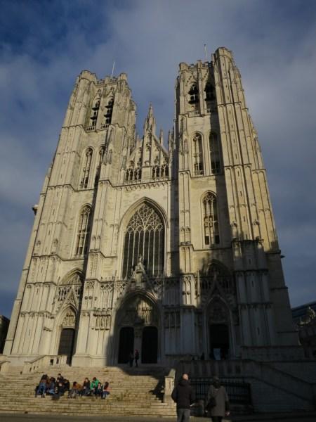 Cathédrale Saint-Michel Bruxelles