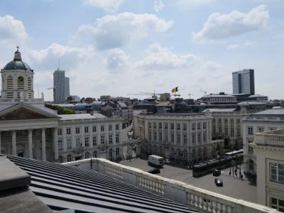 Vue terrasse MIMA Bruxelles 4