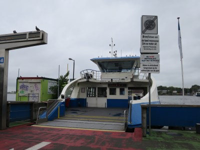 Ferry 55 Amsterdam PMR