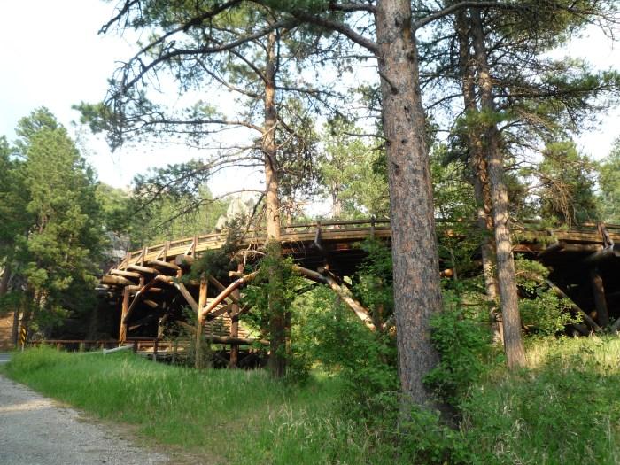 Ouest américain Black Hills National Forest