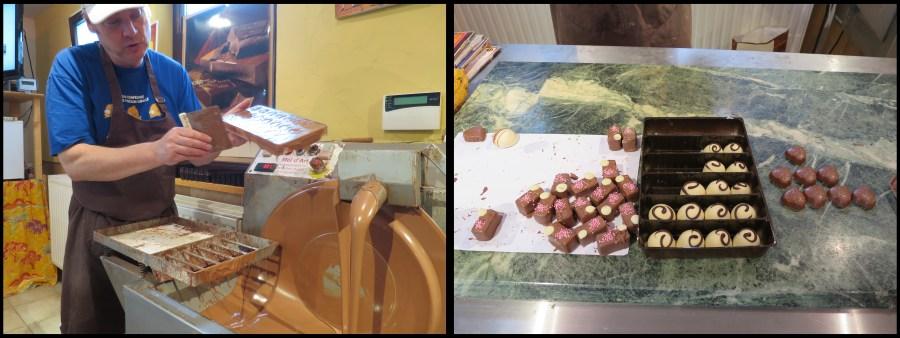 Cyril Chocolat chocolaterie Ardenne PMR handicap