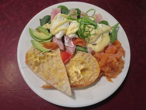 Lou's Cafe Kempsey breakfast